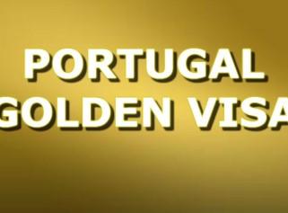GOLDEN VISA AU PORTUGAL