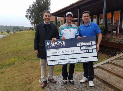 Tiago Cruz vence Morgado Classic II