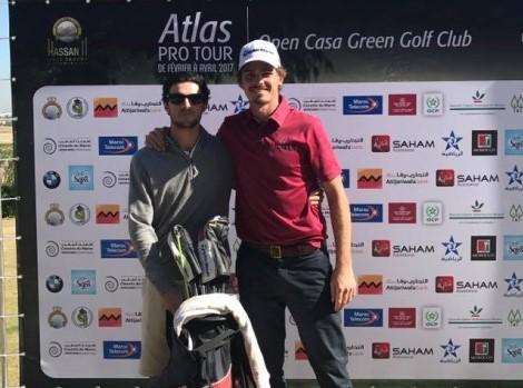 Um português voa alto no Pro Golf Tour