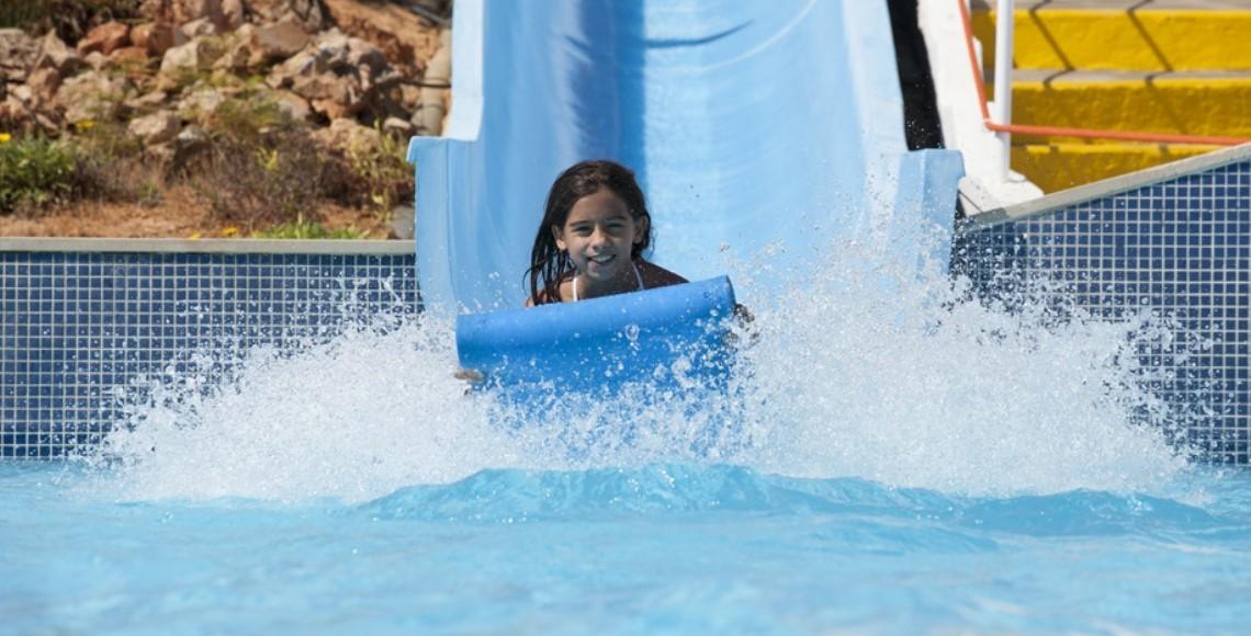Wasserpark Slide & Splash