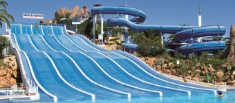 Wasserpark Slide & Splash