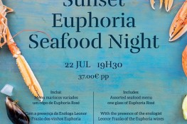 Sunset Euphoria Seafood Night