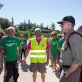 5.ª Caminhada Solidária Viver+ entregou mais de uma centena de quilos de alimentos