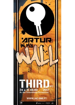 ARTURb IN MY WALL