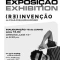 """Exposição """"(RE)INVENÇÃO"""", de Paulo Baumhammer"""