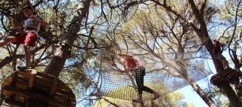 Abenteuer/Paintball & Kletter Park