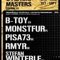 ARTURb 2018 – Stencil Masters Edition