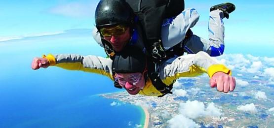 Tandem-Skydive