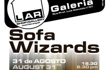 Concerto: SOFA WIZARDS