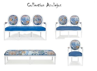 COLLECTION AZULEJOS