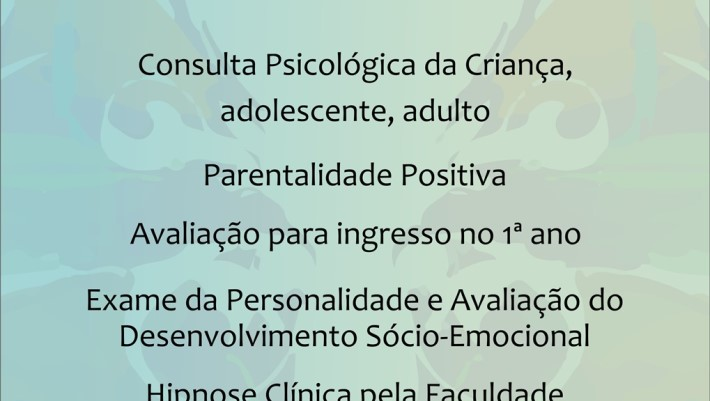 Consultas de Psicologia Clinica