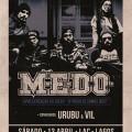 Concerto MEDO, VIL, URUBU