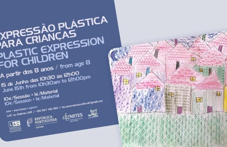 Workshop: Plastic expression for children