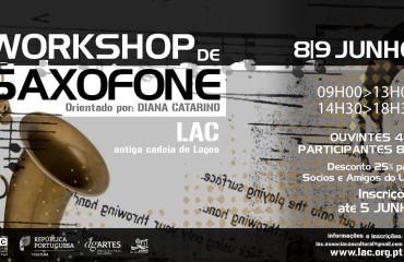 Workshop: Saxofone – Smart Sax