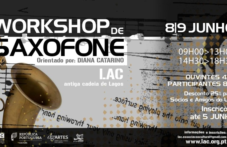 Workshop: Saxofone – Smart Sax
