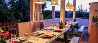 Privates Catering bei Ihnen in der Ferienunterkunft