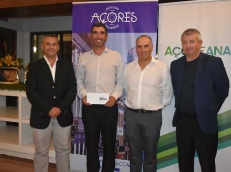 Tiago Cruz regressa aos títulos nos Açores