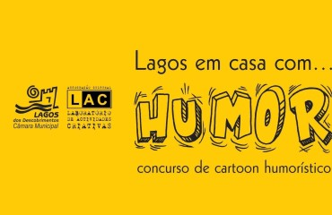 Lagos at home with... HUMOR!
