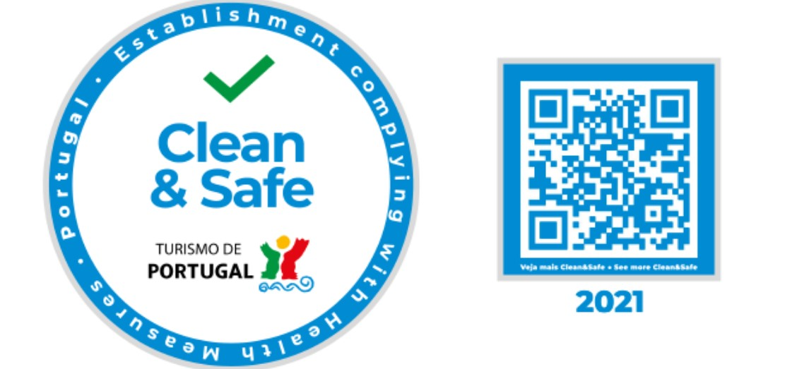 Clean & Safe - Turismo de Portugal