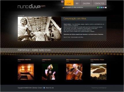Nuno d'Uva - Fotografia e Vídeo