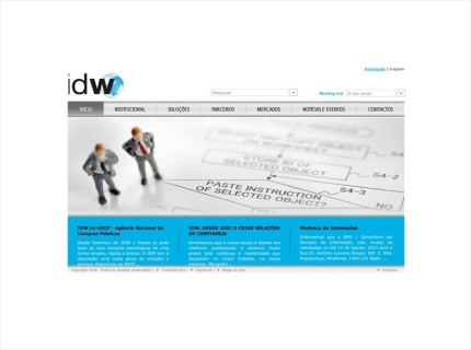 IDW - Integration, Development & Warehousing