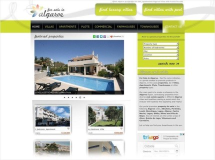 For Sale in Algarve - Real Estate Portal