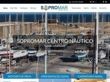 Sopromar - Boatyard