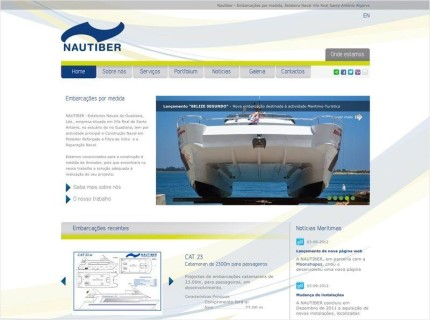 Nautiber - Estaleiro Naval