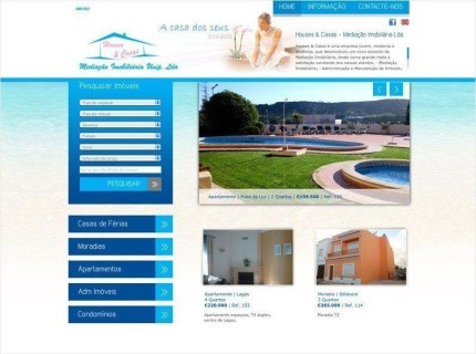 Houses & Casas - Real Estate