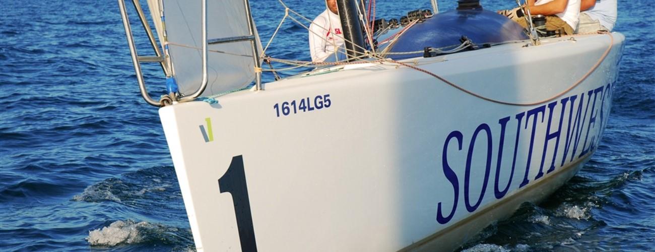 V1 Lutra 30 Sport Boat