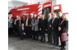 Ambulance Handover - 18th January 2014