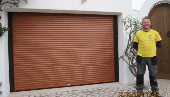 Stores et portes de garage