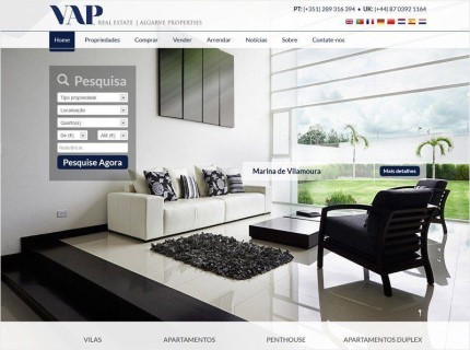 Vap Real Estate - Vilamoura