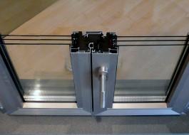 Aluminium Windows PURAL system