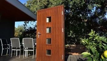 Doors Wood/Aluminium