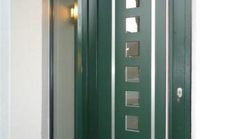 Дверы Алюминиевые входные двери