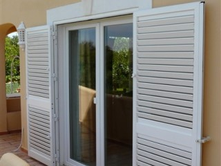Several types of Shutters