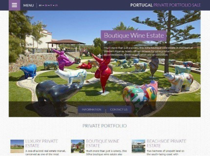 Portugal Private Portfolio Sale