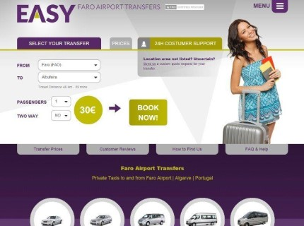 Easy Faro Airport Transfers