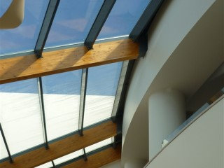 Wintergarten and glass roofs