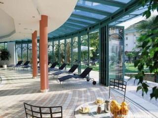 Conservatorios y techos de vidrio