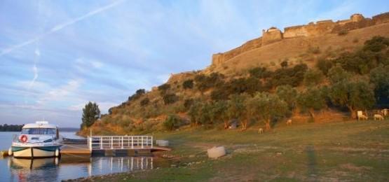 Hausboot-Tour in Alentejo