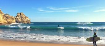 Surfen and more... unter der Sonne der Algarve