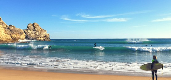 Surfen and more... unter der Sonne der Algarve