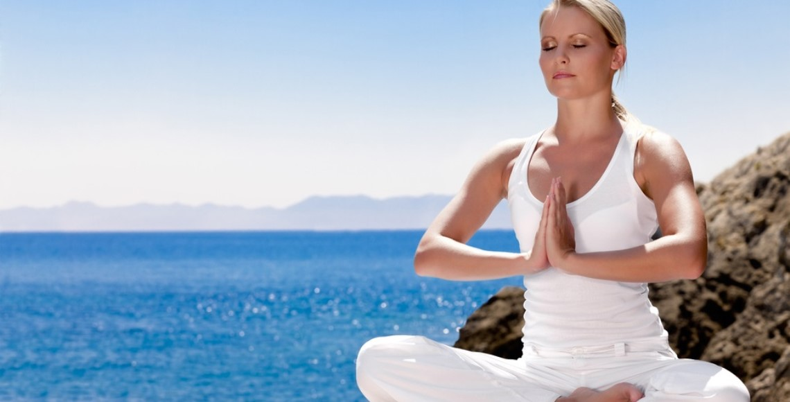 Yoga in der Algarve